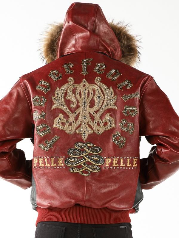 Pelle Pelle Leather Jackets Varsity Apparel Jackets