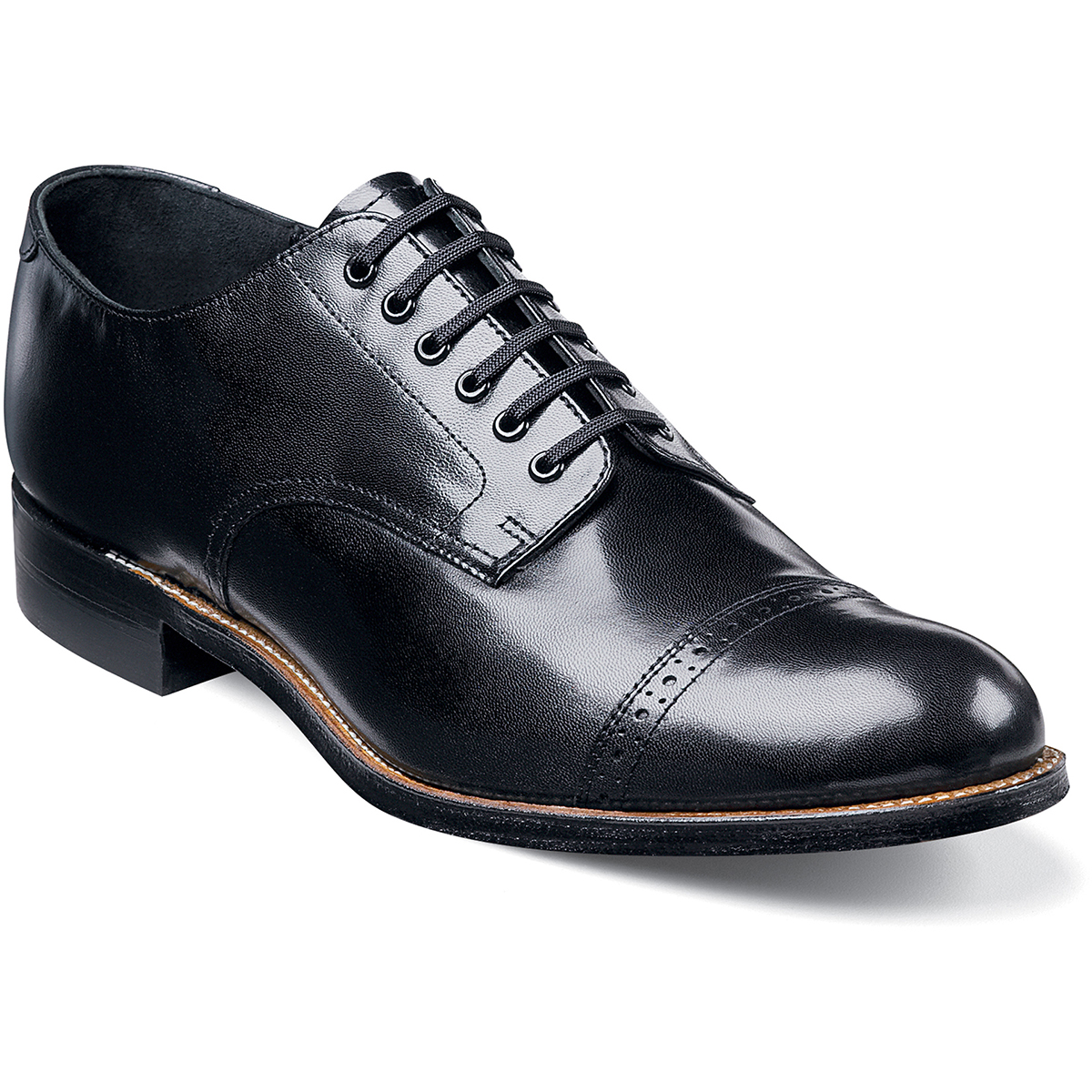 Stacy Adams Madison Leather Cap Toe Oxford