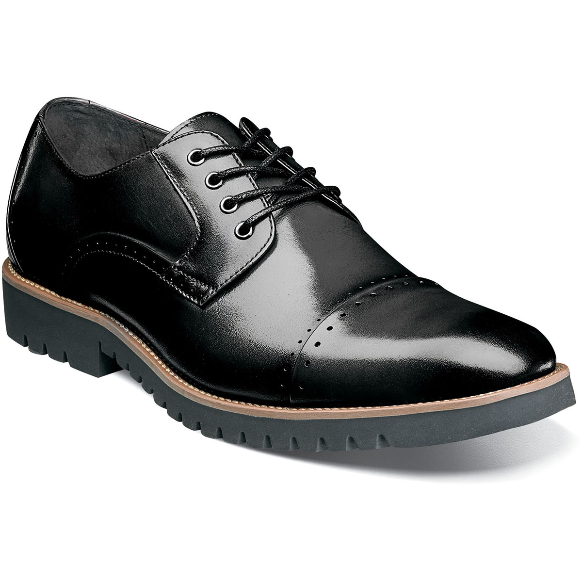 Stacy Adams Barcliff Lightweight Cap Toe Oxford