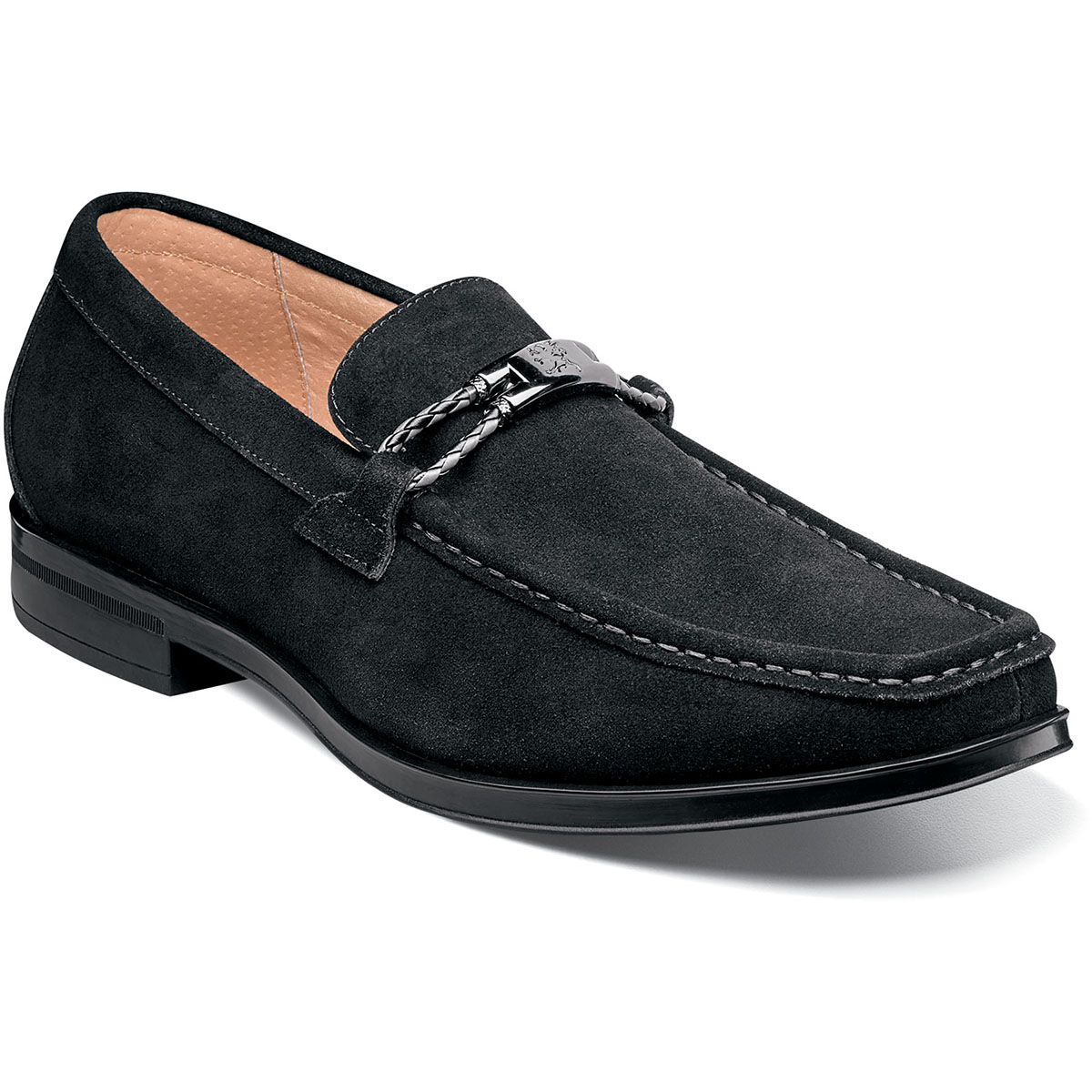 Stacy Adams Neville Suede Slip On