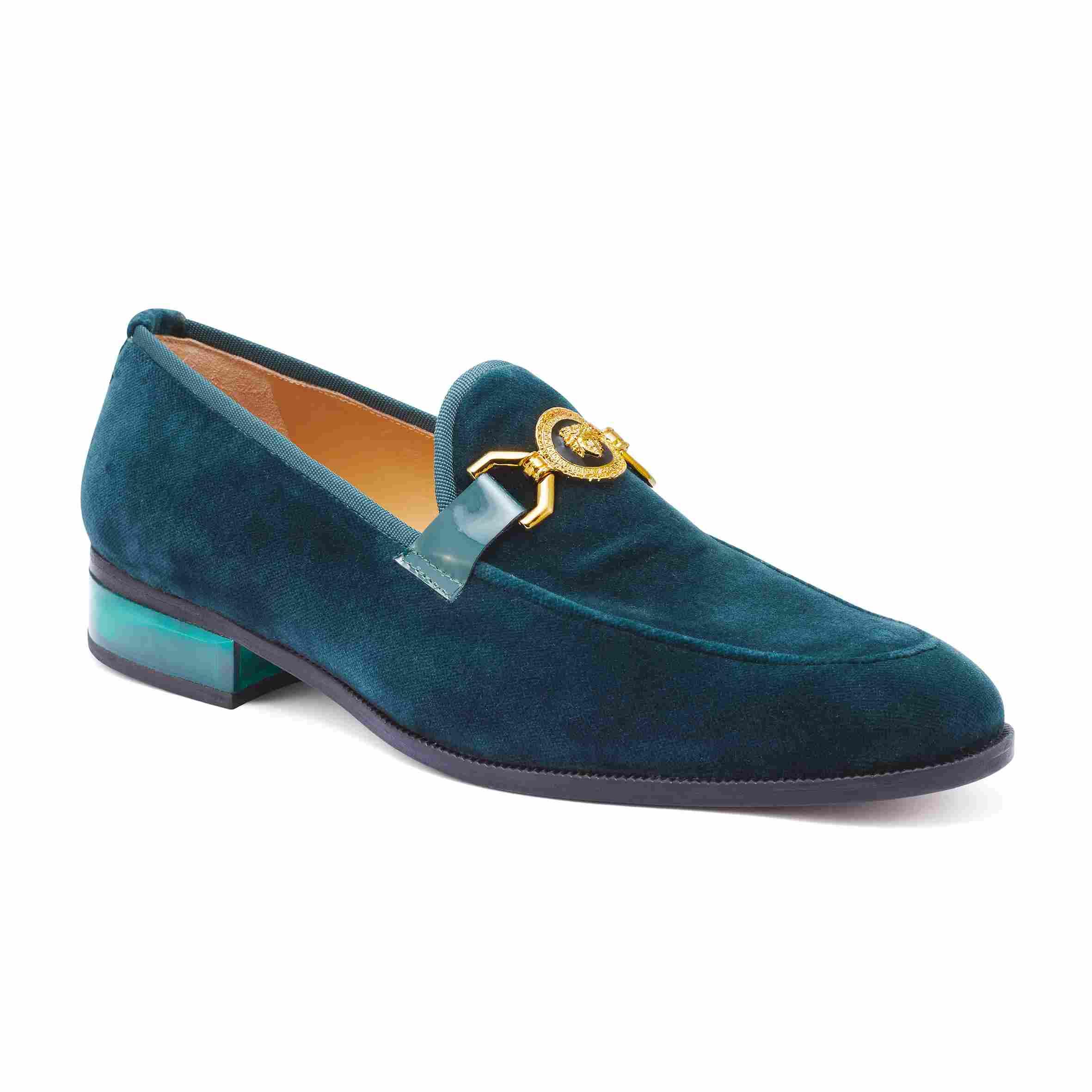 2020 Fall Mauri Floss Velvet Slip On Shoe 4940
