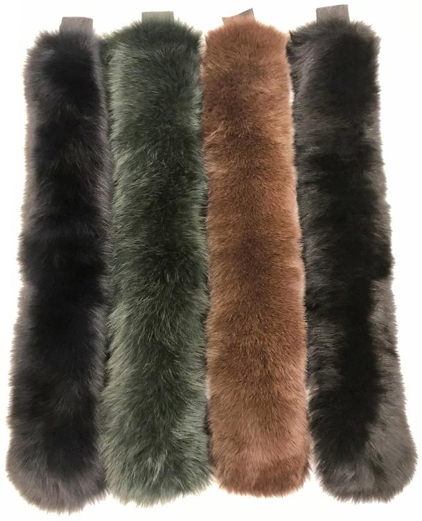 Winter Furs Classic Fox HeadBand