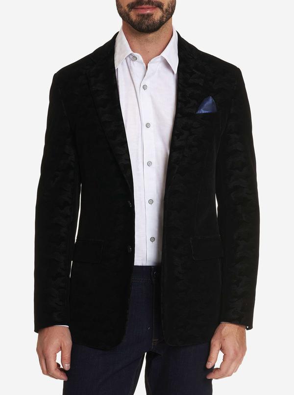 Robert Graham Hoyle Tailored Fit Sport Coat