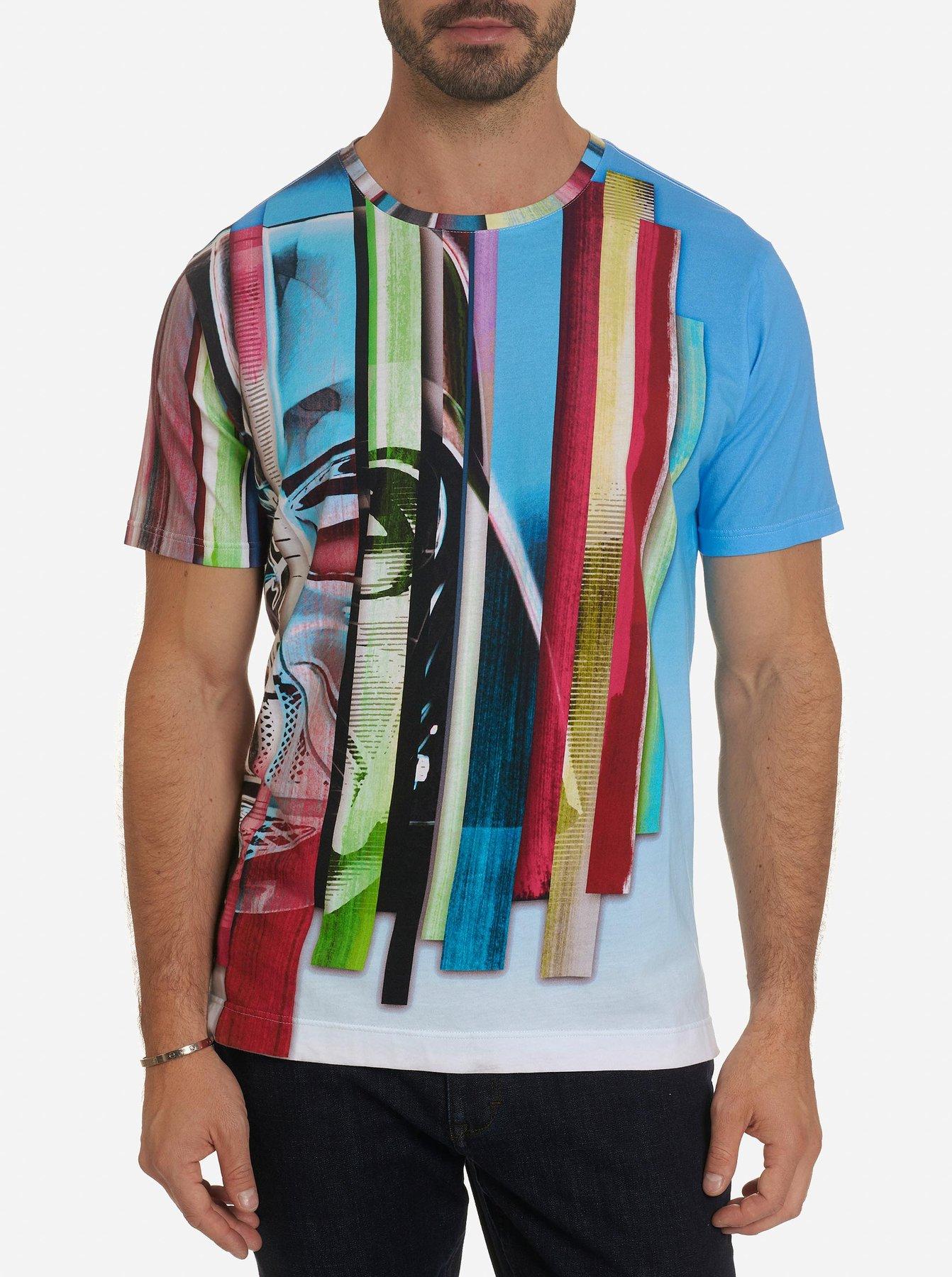 Robert Graham DARTH VADER LIGHTSABER Tee Shirt