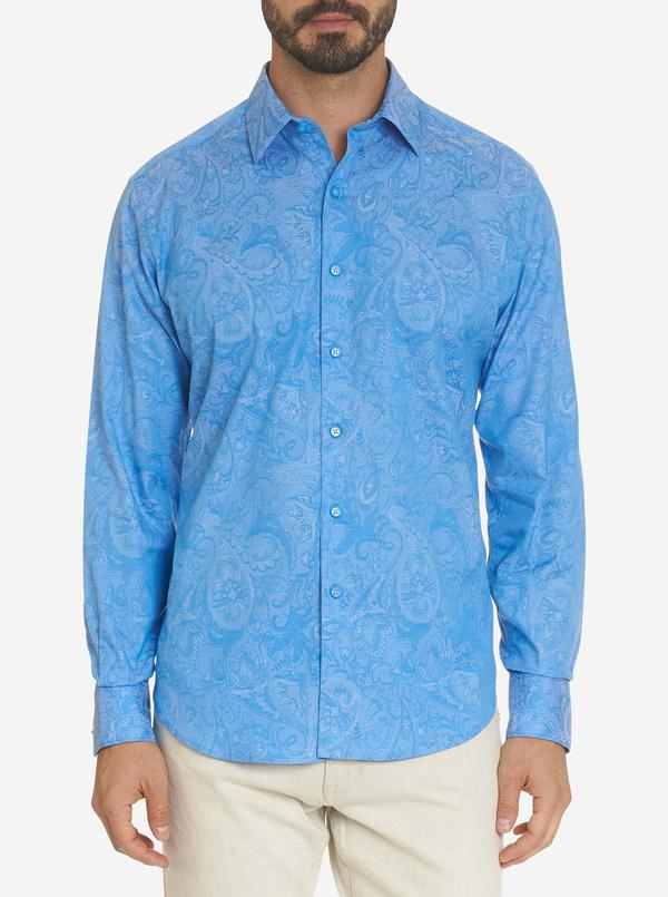 Robert Graham Andretti Sport Shirt stock