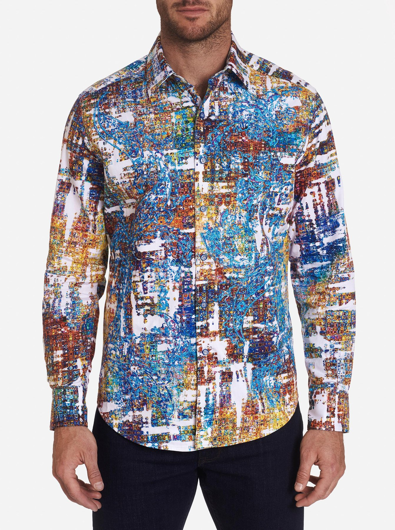 Robert Graham Axle Sport Shirt Multi