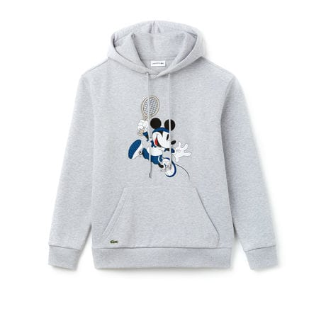 Lacoste Unisex Disney Mickey Embroidery Hoodie SH1503