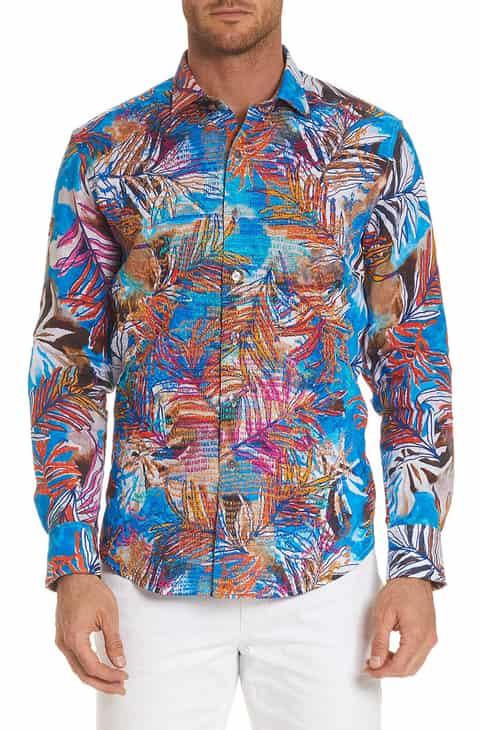 Robert Graham Limited Edition Kingpin Louie Sport Shirt