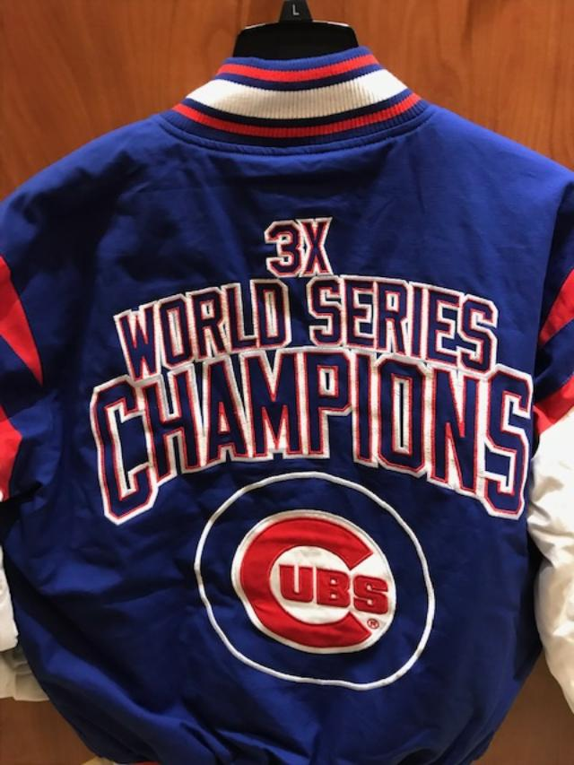 Chicago Cubs G3 Twill Jacket