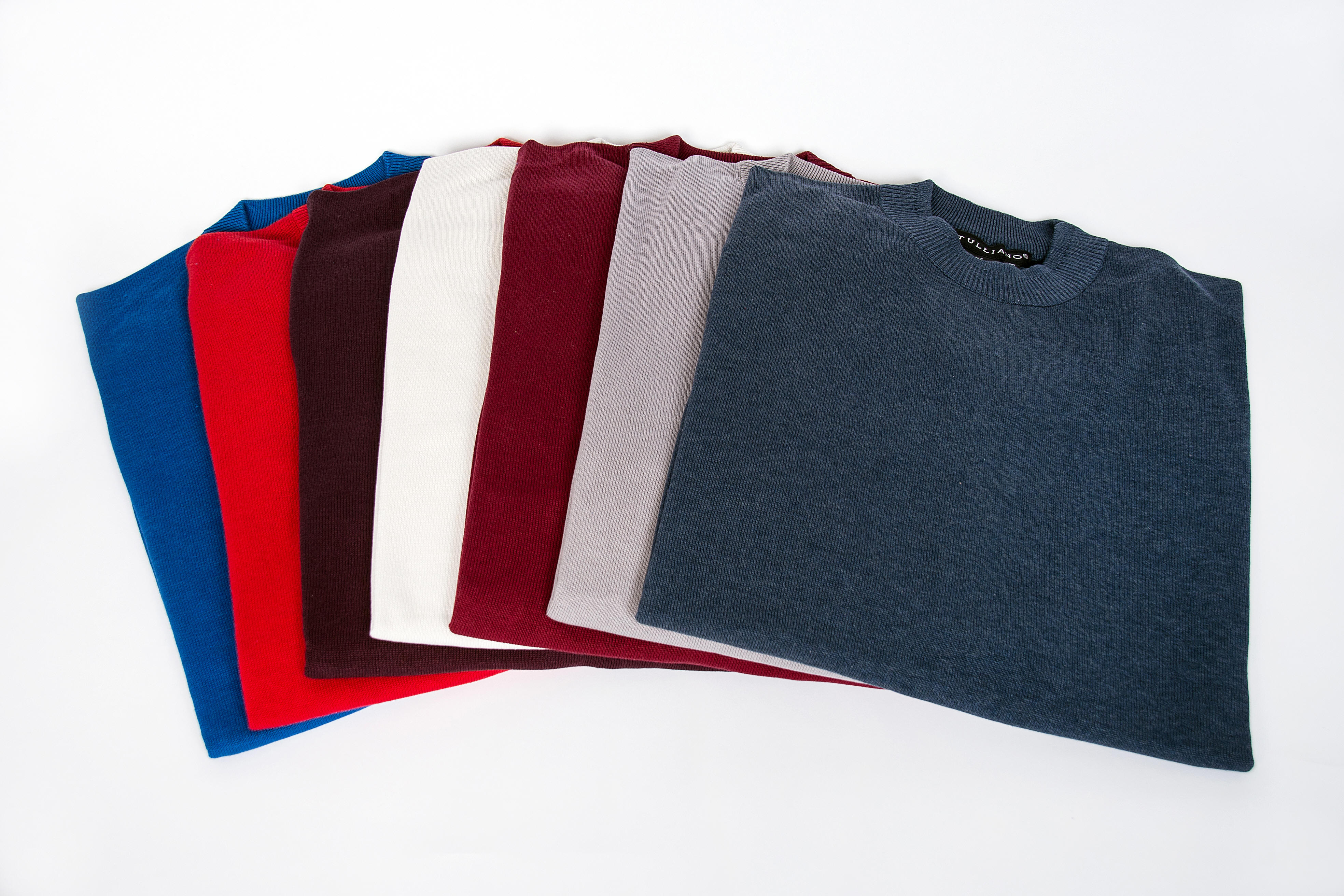 Tulliano Silk Knit Mock Sweaters (4x-6x)