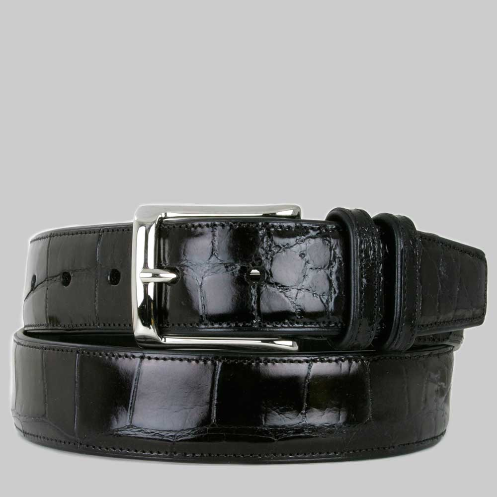 Mezlan Alligator Belt AO7907
