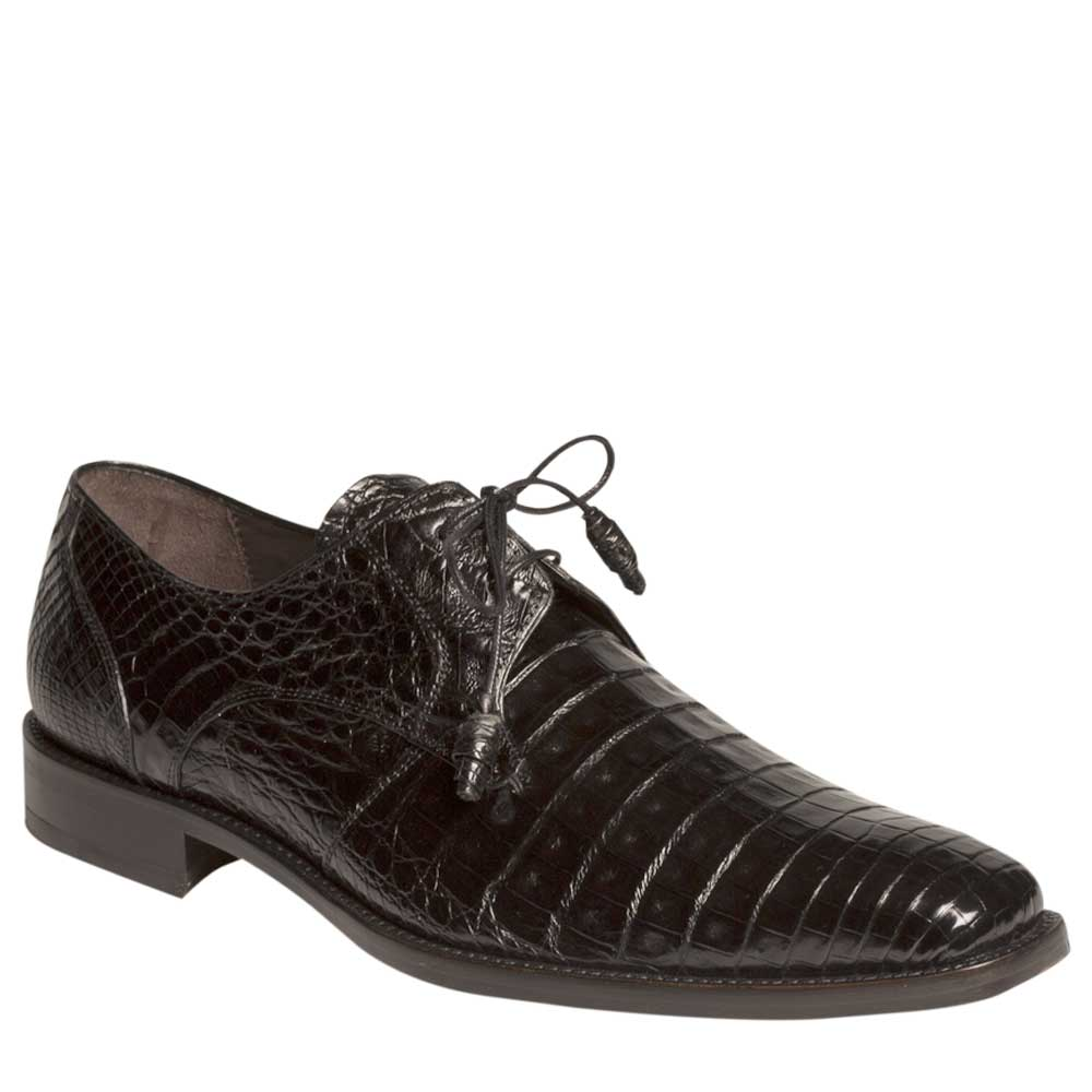 Mezlan Anderson Genuine Crocodile Lace Up 13584-F