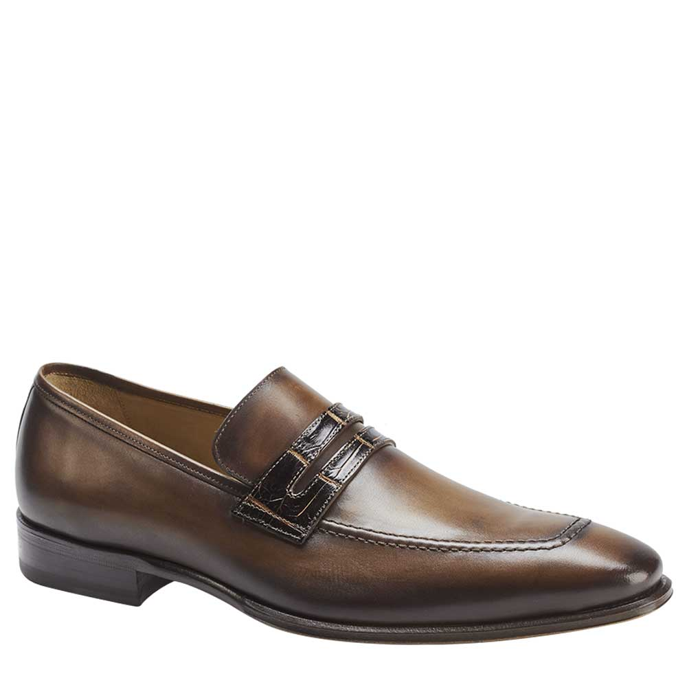 Mezlan Borja Calfskin Slip On Shoe 4277-J