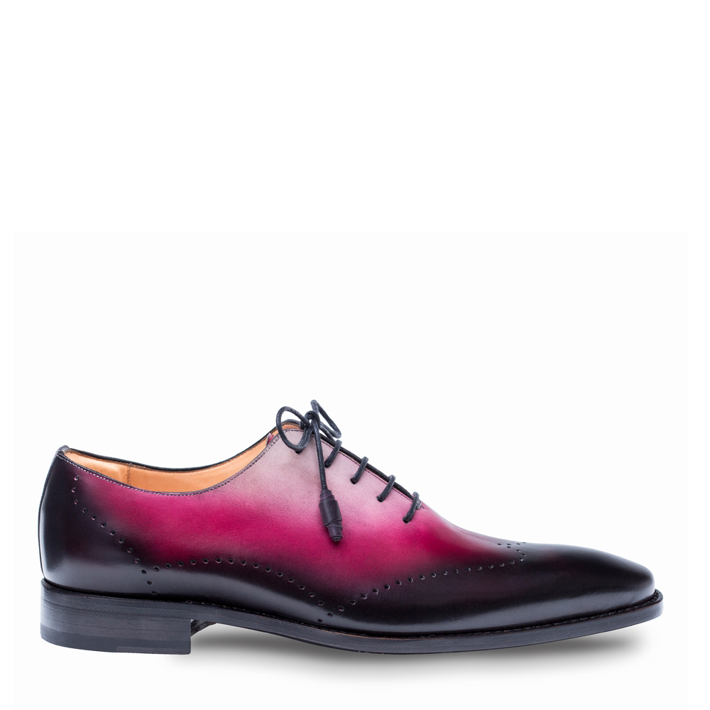 Mezlan Addy Calfskin Oxford Lace Up Shoe 8508
