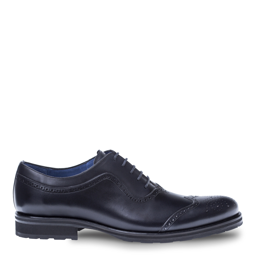 Mezlan Sharif Classic Wing Tip Oxford Shoe 8642