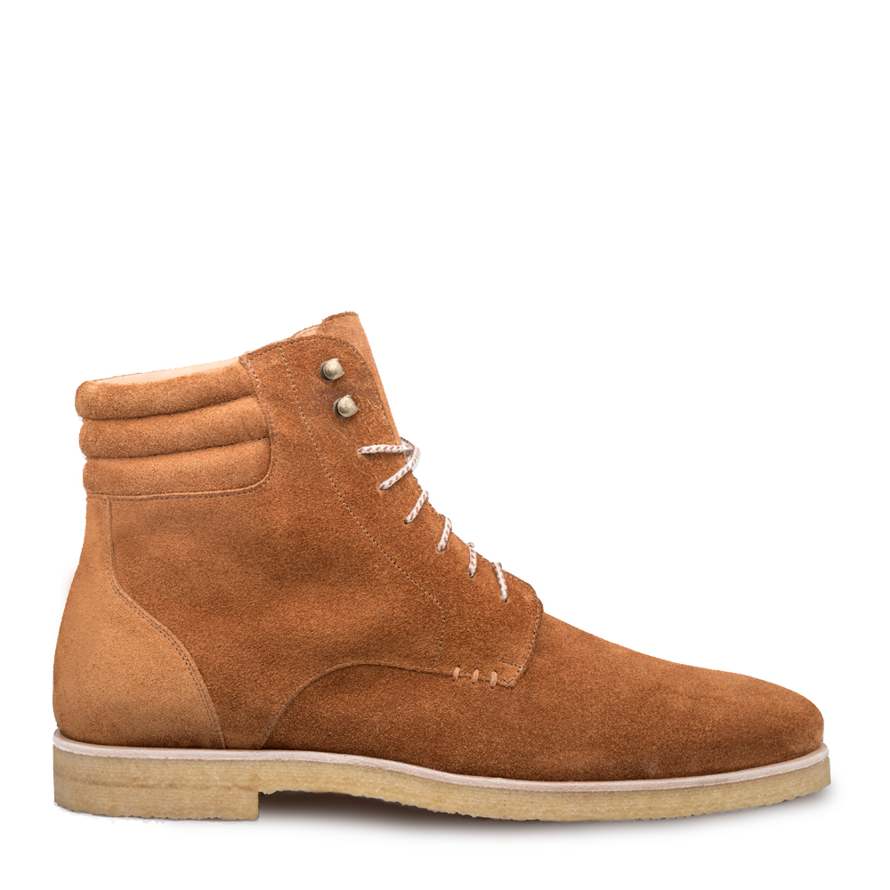 Mezlan Andria English Suede High Top 9217
