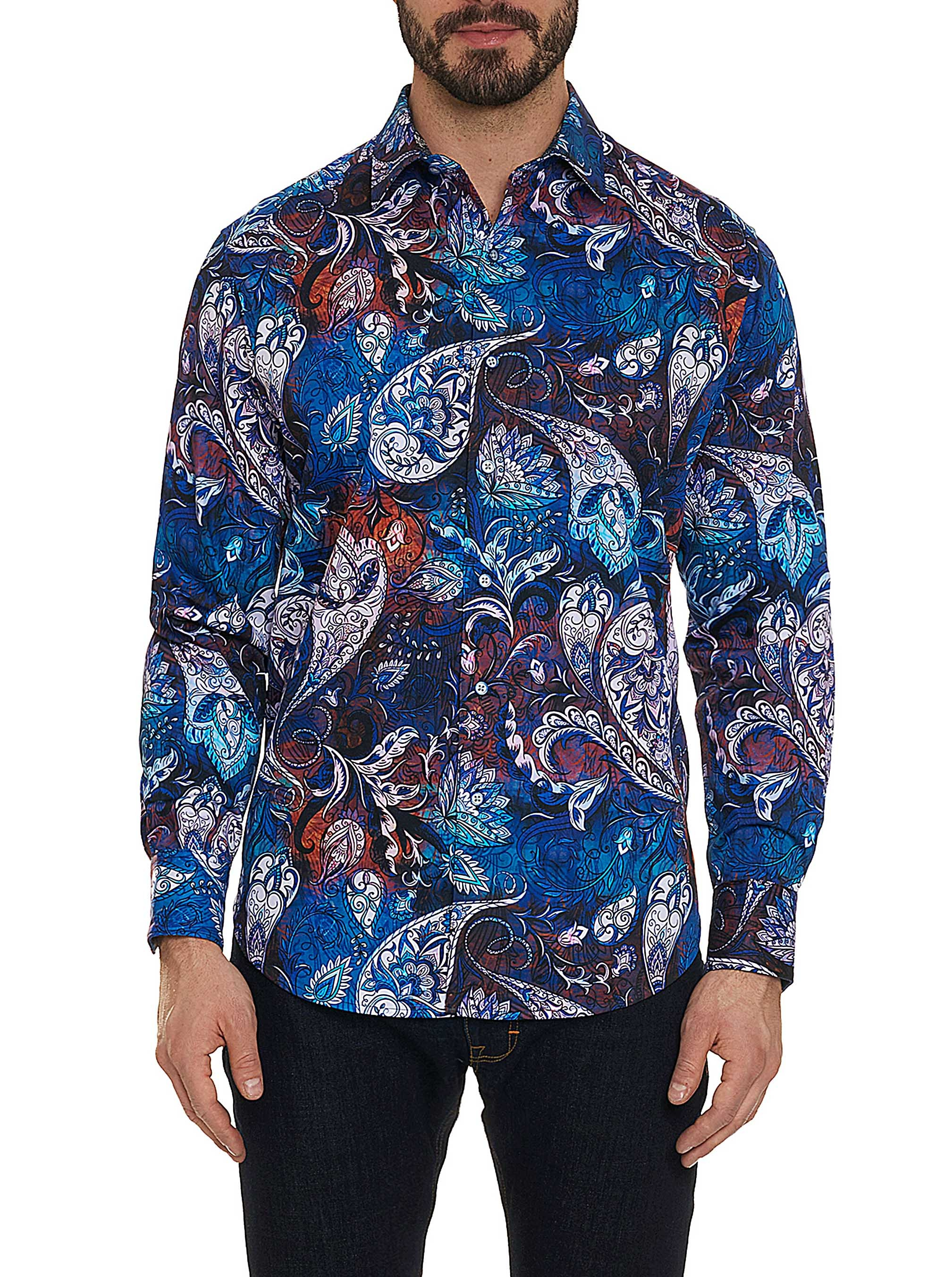 Robert Graham Mayar Sport Shirt Multi
