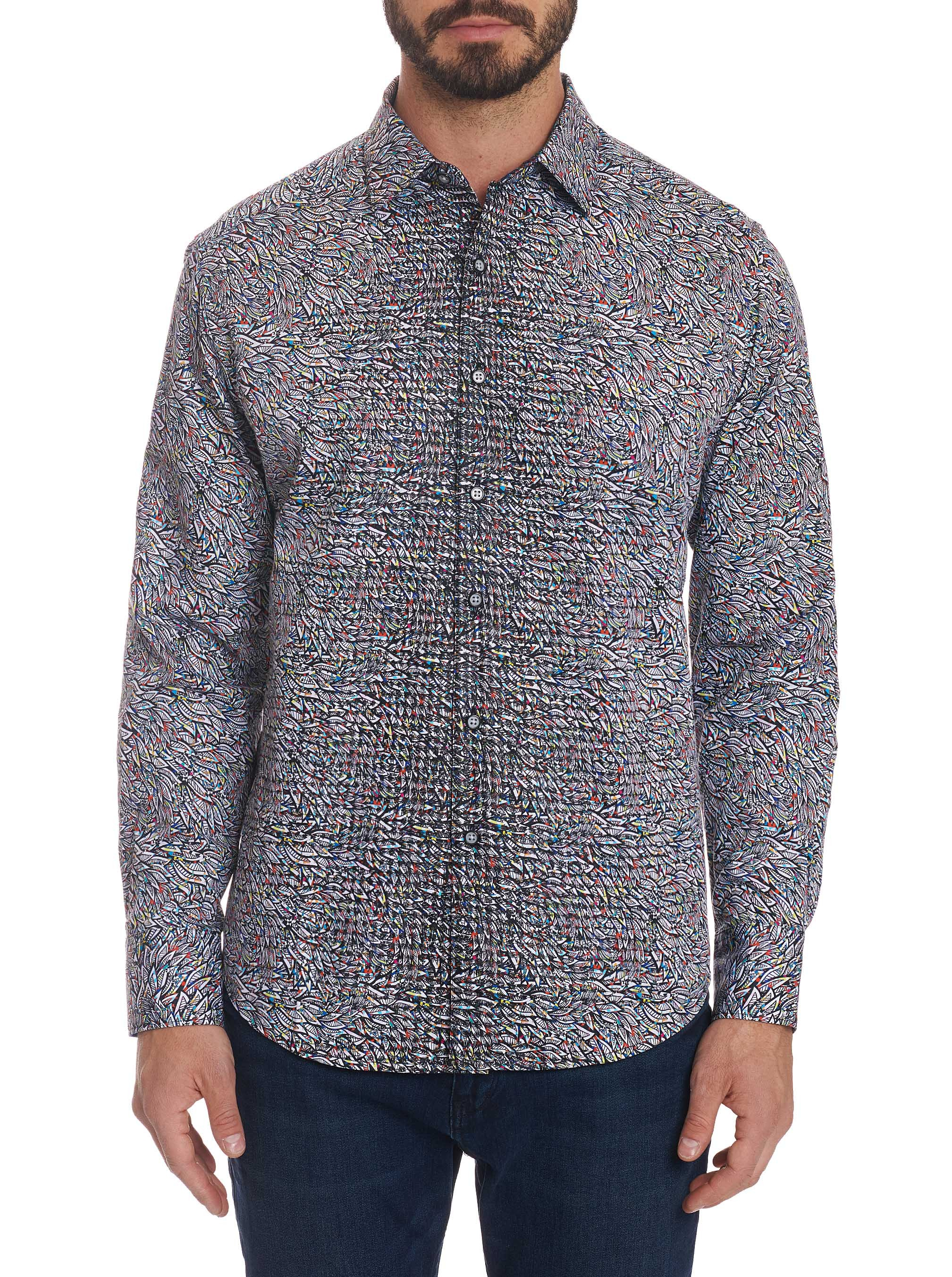 Robert Graham Berger Sport Shirt Multi