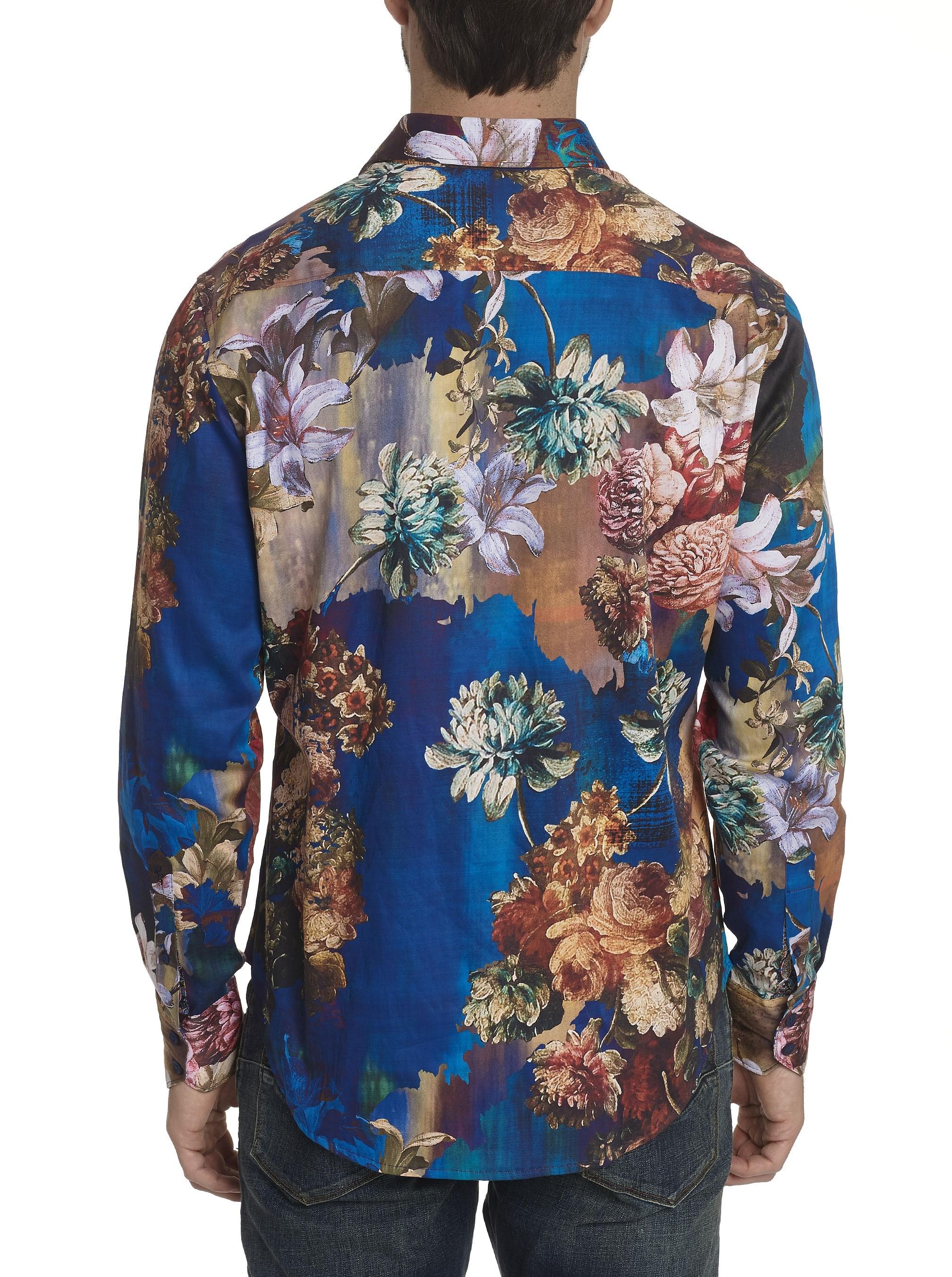 Robert Graham Casablanca Sport Shirt Multi