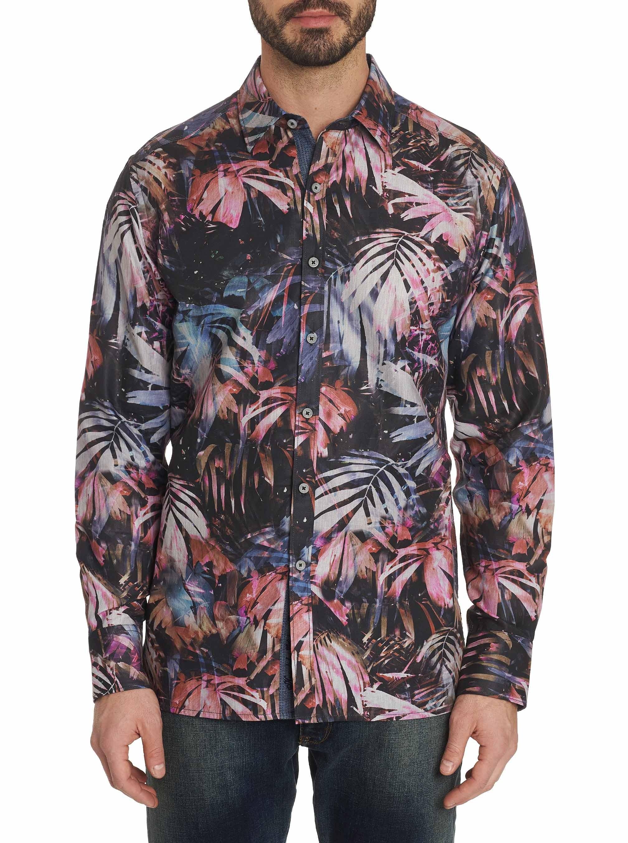 Robert Graham Desperado Sport Shirt Multi