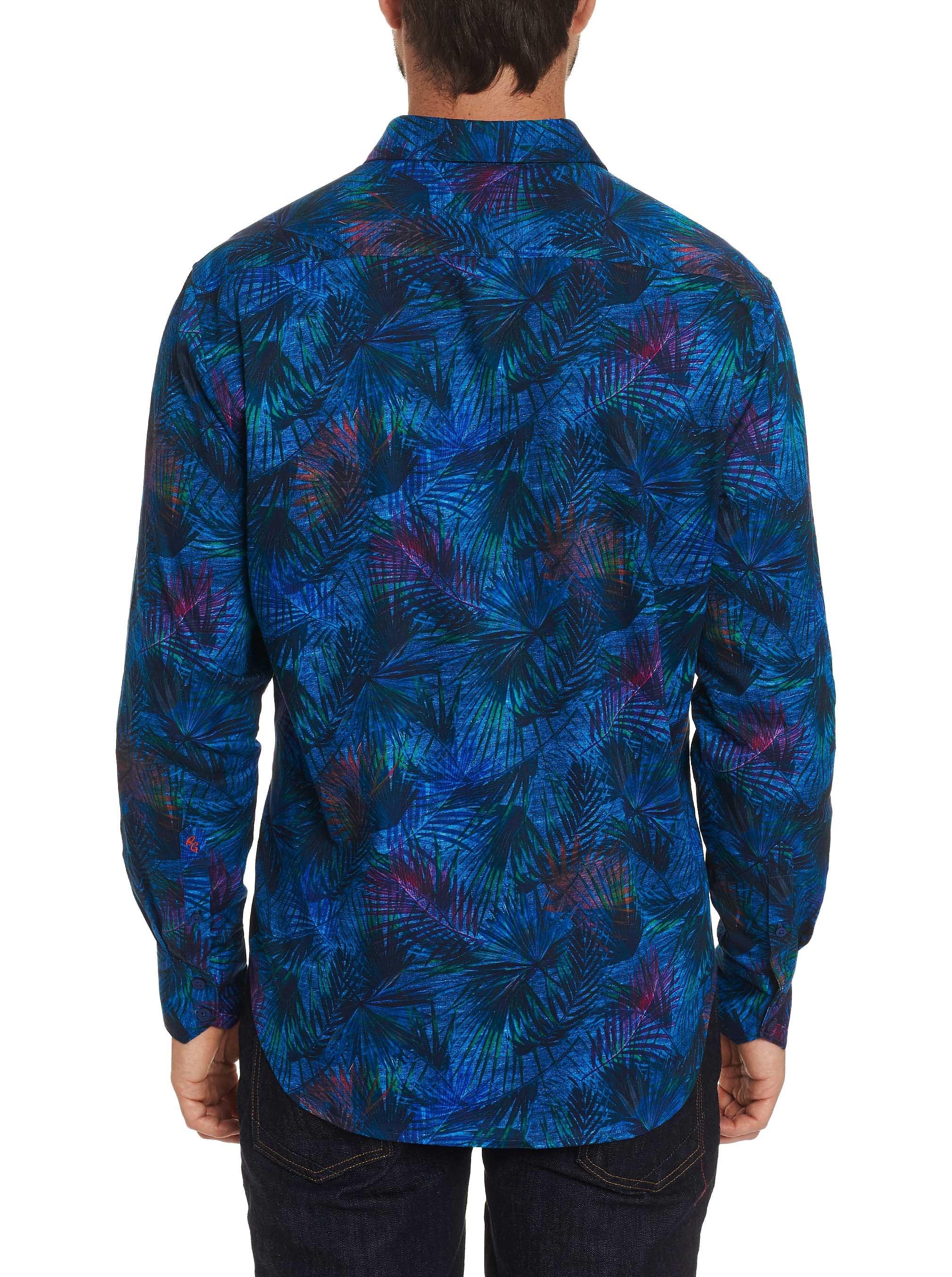 Robert Graham Leafy Dreams Sport Shirt Multi