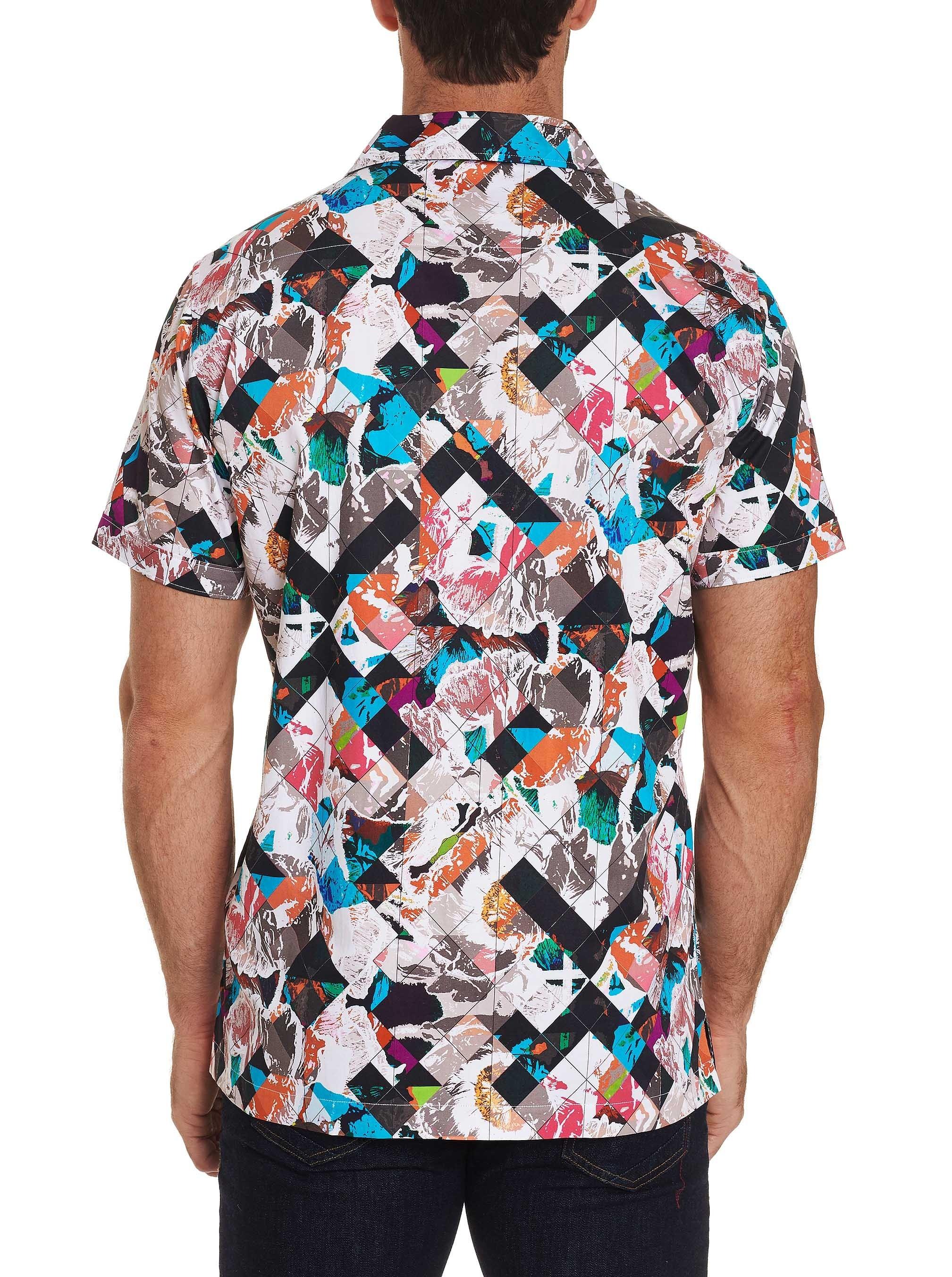 Robert Graham Mestor Short Sleeve Shirt Multi