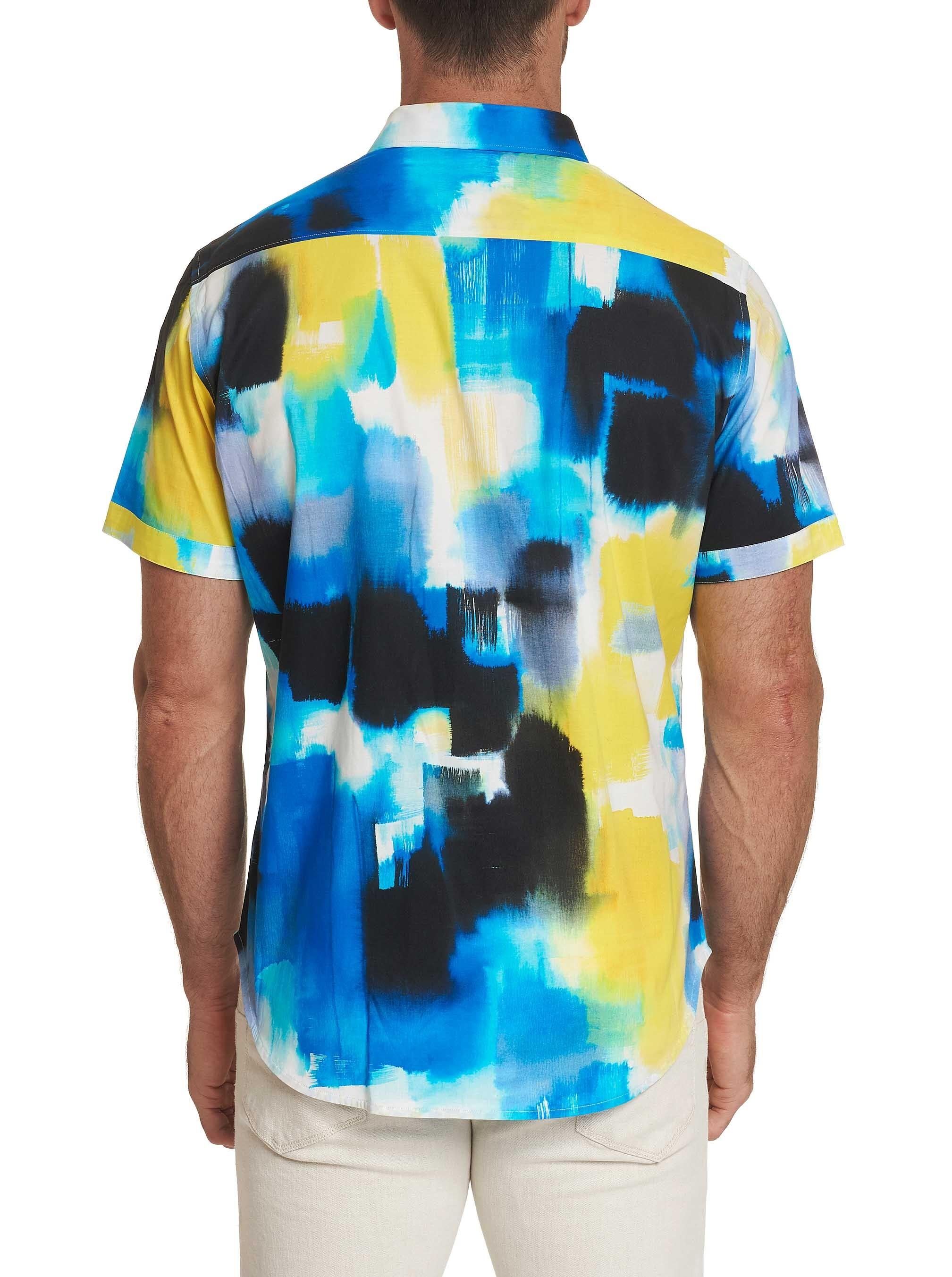 Robert Graham Atlantis Short Sleeve Shirt Multi