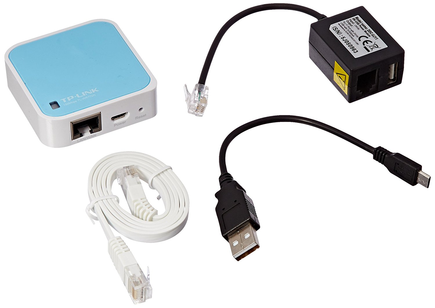 Star Micronics WiFi Power Pack, Wireless Conversion Kit for Star LAN Printers