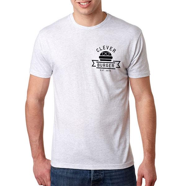 Clever Burger  T-Shirt