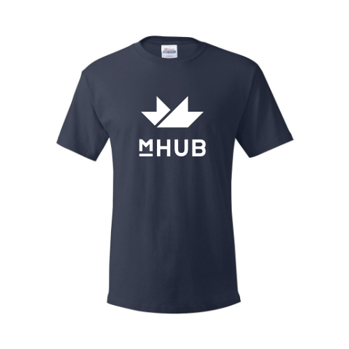 mHUB Basic T-Shirt -  Camo Green L