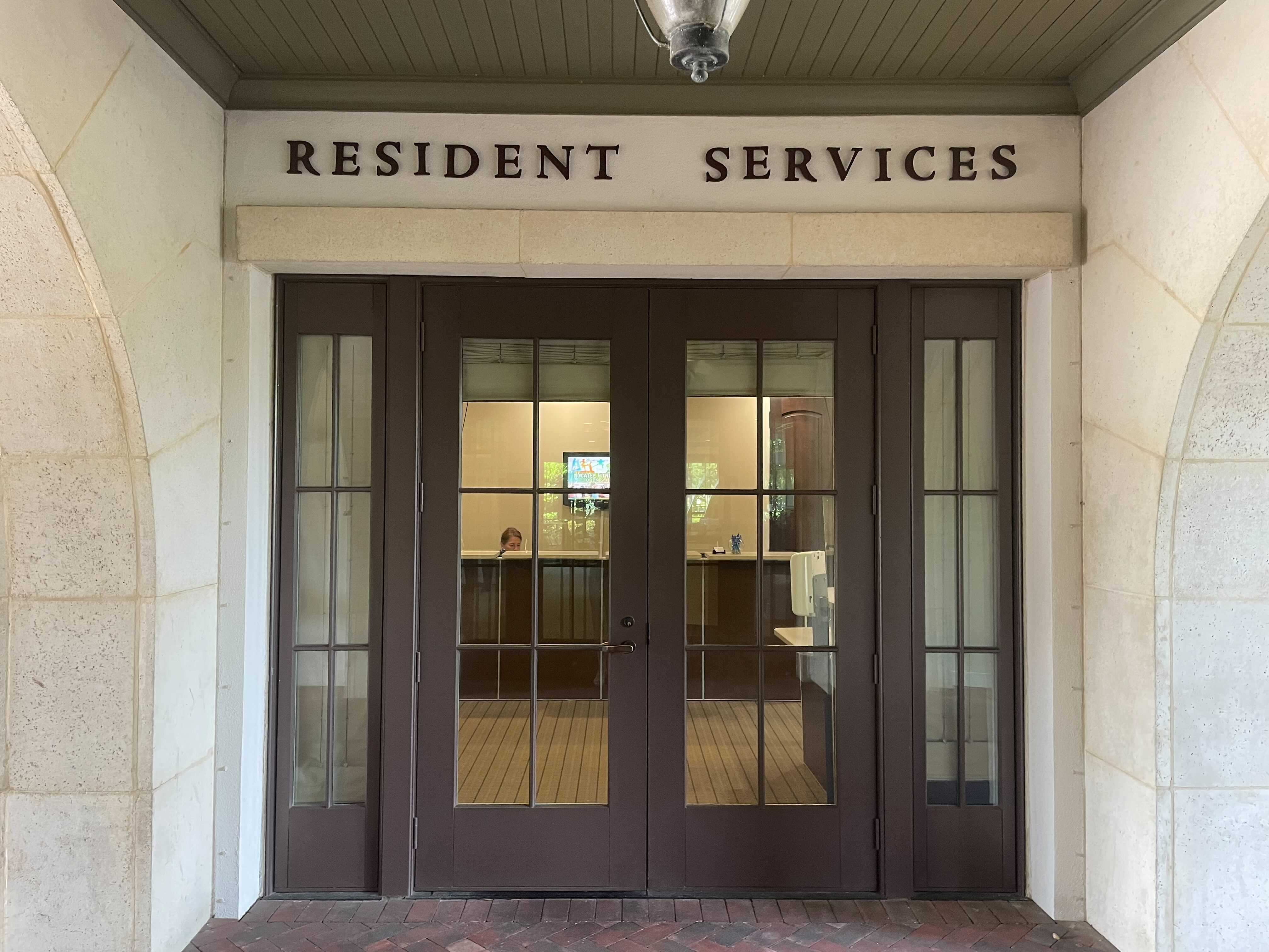 Resident Services Office
