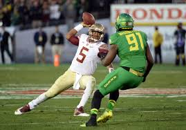 Capitalizing on Opportunities and Learning from Defeat ... Who will you be in 2015?  FSU or Oregon?