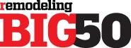 OHi Named To Big50 Class of America's Top Remodelers