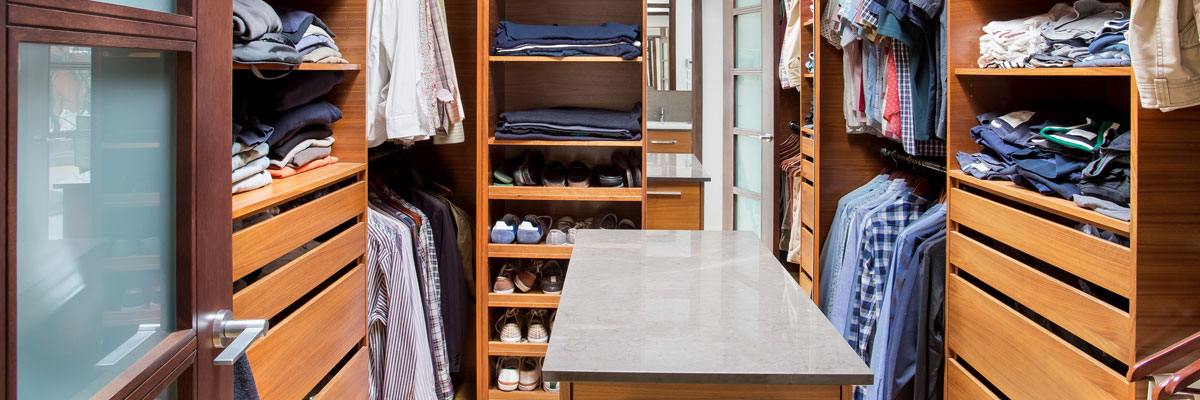 Walk-In on Your Dream Closet