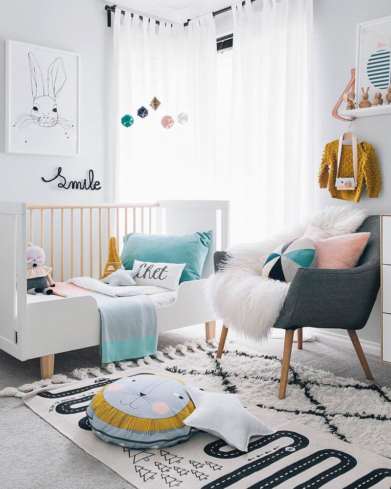Four Decorating Tips to Help Your Child's Room Grow as They Do