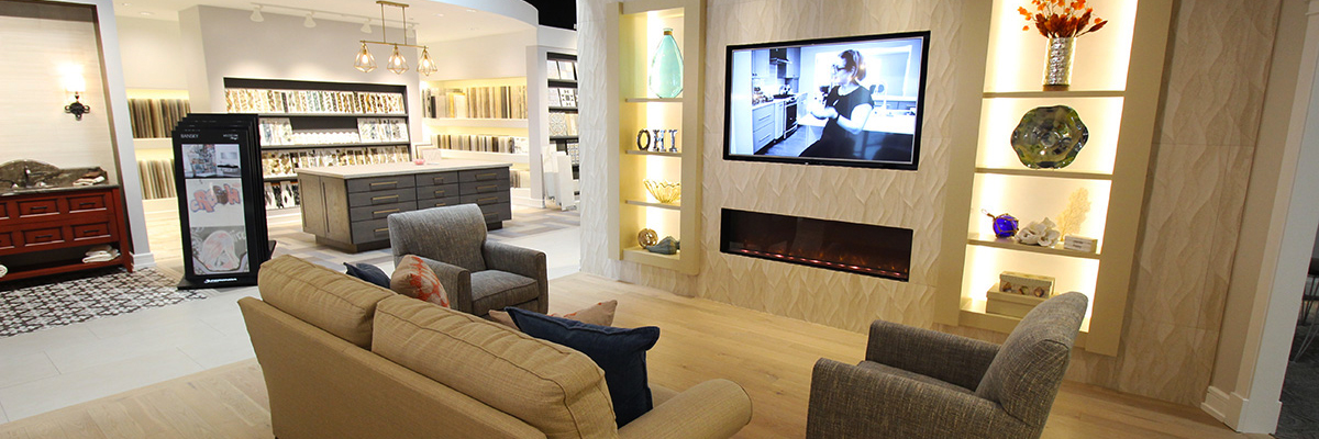 OHi's new 7,500 square foot showroom in Elk Grove Village is officially open.