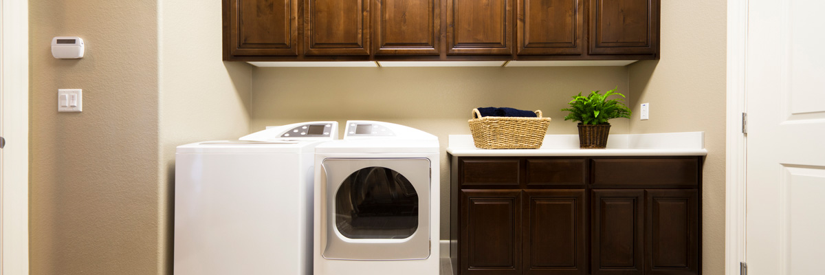Nine Nifty and Noticeable Laundry Room Innovations