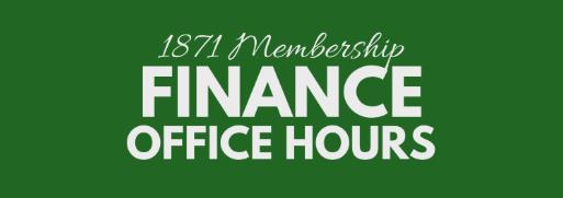 1871 Finance Team