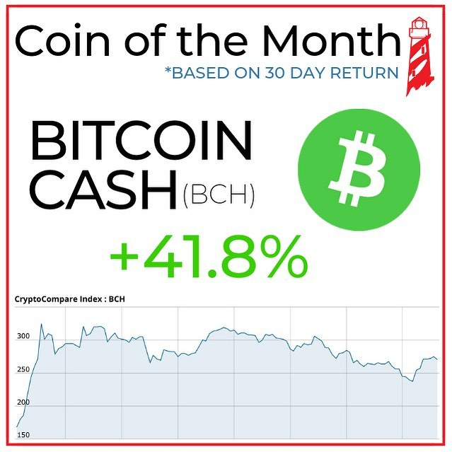 Red Fog Coin of the Month