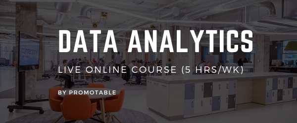 Data Analytics Certificate Course