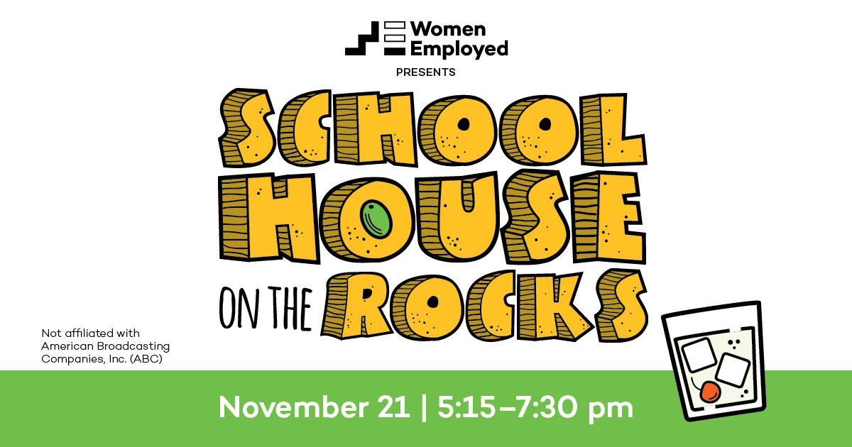 Schoolhouse on the Rocks