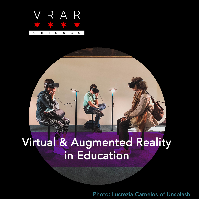 VR & AR: #TheNextEvolution in Education