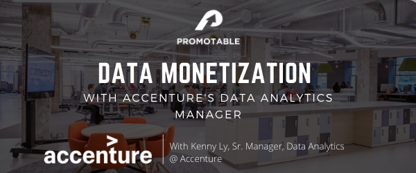 Data Monetization with Accenture's Data Analytics Manager