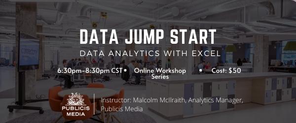 Data Jump Start: Data Analytics with Excel