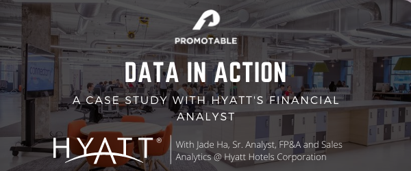 Data in Action: A Case Study with Hyatt's Financial Analyst
