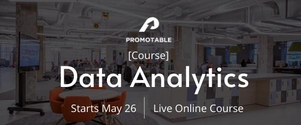 Data Analytics [Live Online Course]