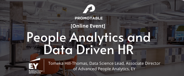 [Online Event] People Analytics and Data Driven HR