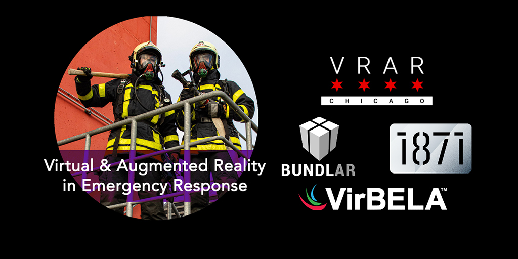 VR & AR; #TheNextEvolution in Emergency Response (Police, Fire, EMT)