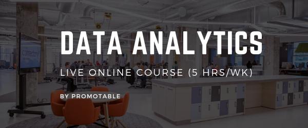 Data Analytics Course (Live-Online)