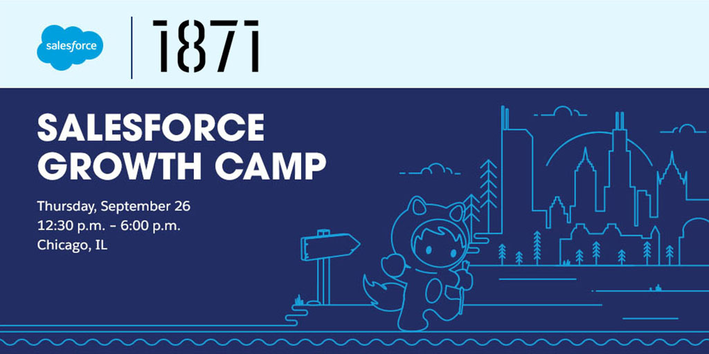 Start-Grow-Scale with Salesforce Growth Camp
